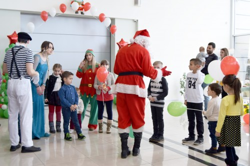 Прослава со Дедо Мраз - 2019