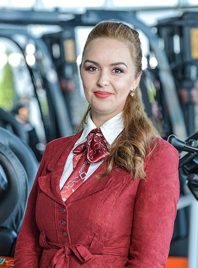 Violeta Donevska