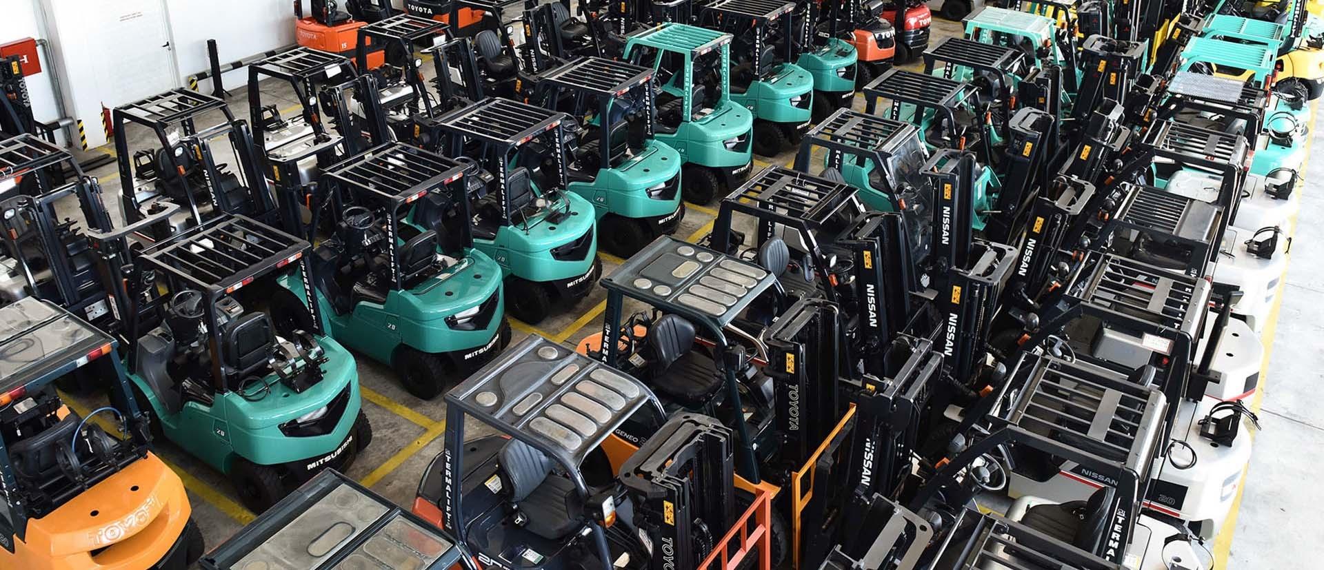 Forklifts sale!